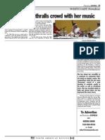 Indian Express - Dr. Alka Deo Marulkar