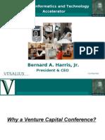 Vesalius- The VC Value Chain