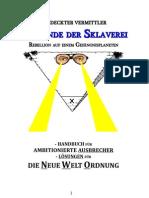 Verdeckter Vermittler - DAS ENDE DER SKLAVEREI - LÖSUNGEN FÜR DIE NEUE WELTORDNUNG.pdf