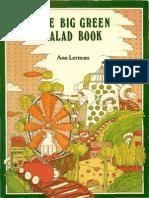 The Big Green Salad Book - Ann Lerman