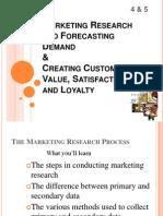Conducting Marketing Resaerch