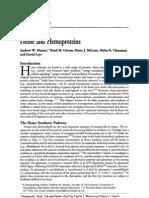 Heme and Hemoproteins