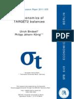 Economics of TARGET2 Balances