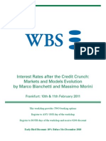Interest Rates After the Credit Crunch (Feb 2011)