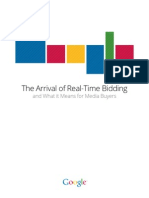 Google White Paper the Arrival of Real Time Bidding July 2011