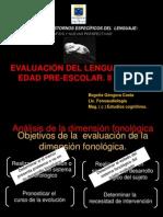 Evaluacion Del Lenguaje en Ninos Preescolares II Parte