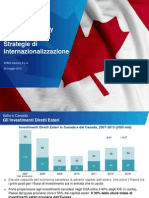 KPMG Presentation - Internationalization Strategies (Italian)