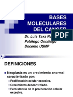 8.1.Bases Moleculares Del Cancer