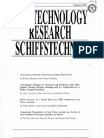 Automated Design of a Tension Leg Platform Ship Technology Research