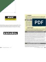 f1rst Manual Espa Ol
