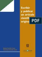 Articulo Cientifico - Escribir y Publicar