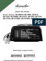 Schumacher SE40MAP Manual