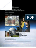 COMMUNITY PLANETARIUM INITIATIVE
