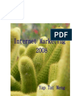 Internet Marketing 2008
