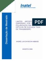 Dissertacao - 2008 - Andre Luis Da Rocha Abbade