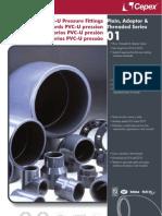 Accesorios PVC U Presion Cepex