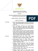 PP tentang Penyuluh Pertanian Swasta