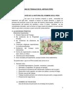 Sistemas de Trabajo en El Peru Antiguo Trabajo Completo