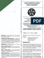Hennepin County Adult Detention Center Inmate Handbook