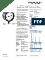 Ashcroft 1279 Duragauge Pressure Gauge