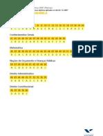 Prova concurso FNDE 2007 - prova_amarela_Técnico