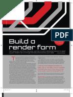Build a Render Farm