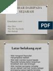 IKTIBAR DARIPADA SEJARAH