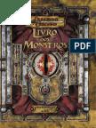[D&D 3.5] Livro Dos Monstros