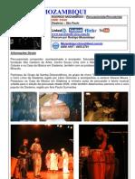 Rodrigo Mozambiqui - Percussionista
