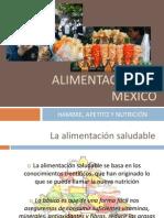 ALIMENTACION EN MÉXICO