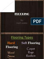 Interiors Flooring Ppt