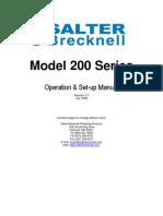 salter brecknell 200e