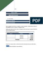 Cierre de Caja Diario