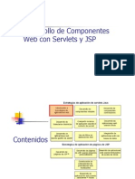 Sesion 4. Desarrollo de Componentes Web Con Servlets y JSP