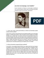 Entrevista a Daniel Silva