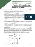 Examen Mecanica de Suelos II