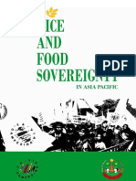 2006 07 13 Rice and Food Sovereignty in Asia Pacific