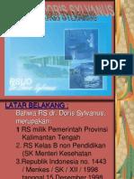 Profil Pelayanan RSUD dr. Doris Sylvanus 2011