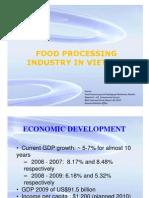 Food Processing in Vietnam