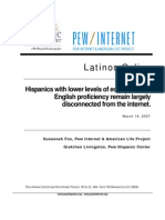 Latinos Online March 14 2007