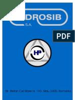 DISTRIBUITOR HIDROSIB DE10