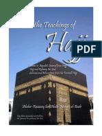 From the Teachings of Hajj 2nd Edn- Shaikh 'Abdur Razaq Al-Badr