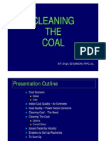Cleaning of Coal_2008