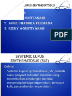 Systemic Lupus Erythematosus Ppt
