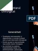 5 instrumentarul chirurgical