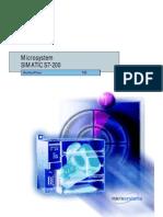 Microsystem Simatic S7-200 1h Primer