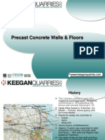 Keegan Quarries - Keegan Precast