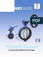 Butterfly Valve Concentric