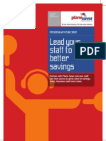 Plane Saver Corporate Brochure