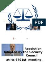 სიტუაცია სირიაში - ICC